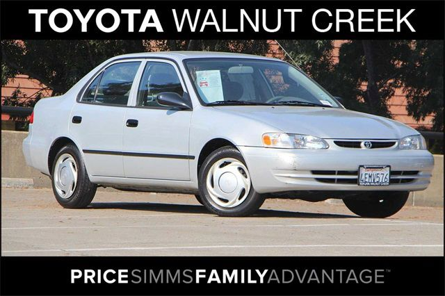 used 1999 toyota corolla ce for sale in walnut creek ca serving walnut creek and concord toyota walnut creek