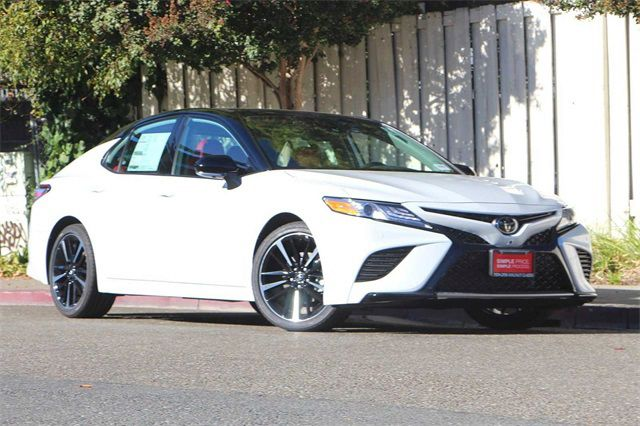 New 2020 Toyota Camry Xse V6 For Sale In Walnut Creek Ca Serving Walnut Creek And Concord