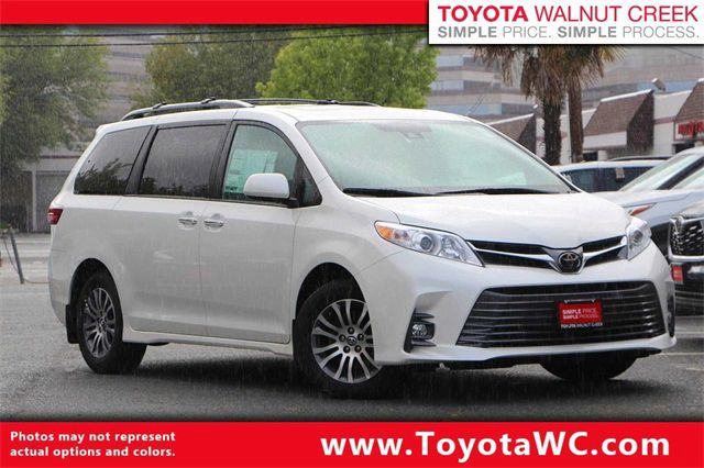 new 2020 toyota sienna xle for sale in walnut creek ca serving walnut creek and concord toyota walnut creek