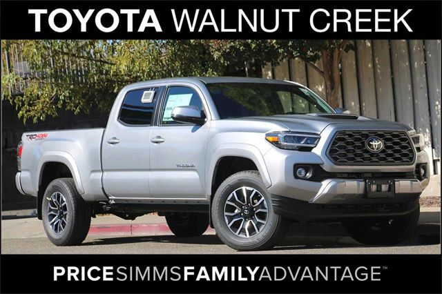 New 2020 Toyota Tacoma For Sale Near 94712 Ca Serving Walnut Creek And Concord